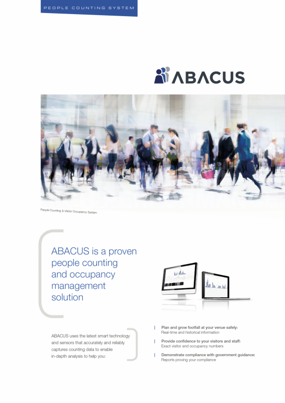 ABACUS People Counting & Occupancy Management
