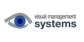 Visual management systems ltd logo